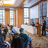 The Trade Secrets Institute hosts an annual symposium that's entirely student-run.